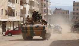 TSK: Afrin'de mayın patladı, 1 asker yaşamını yitirdi