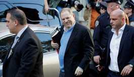 Weinstein, tecavüz suçlamasından gözaltına alındı