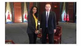 """""""Ya kazanamazsanız?"""" sorusuna Erdoğan'dan ilginç yanıt"""