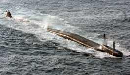Yuri Dolgorukiy denizaltısı ilk kez aynı anda 4 balistik füze fırlattı