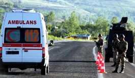 2 kentte çatışma ve saldırı: Bir asker ve bir polis yaşamını yitirdi