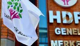 Açılışı yapılması planlanan HDP binasına saldırı