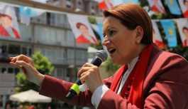 Akşener: İYİ Parti olmasaydı, Erdoğan'ın ilk turda kaç puanla seçileceğini konuşacaktık