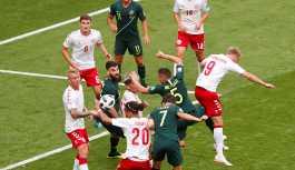 Danimarka ile Avustralya ilk kez resmi bir maçta karşı karşıya