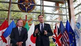 G7 üyesi 6 ülke, ABD'nin gümrük vergisi politikasına karşı birleşti