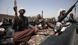 Husiler, Suudi Arabistan'a yine balistik füze fırlattı