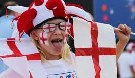 İngiltere milli takımı, 52 yıllık hasrete son vermek için Rusya'da