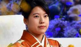 Japonya'da halktan biriyle evlenmeyi seçen ikinci prenses