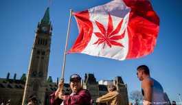 Kanada'da esrar yasallaşıyor