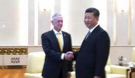 Mattis-Şi görüşmesi: 'Çin'in bir karış toprağını bile vermeyiz'