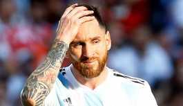 Mbappe Messi'yi eledi: Fransa 4 - 3 Arjantin