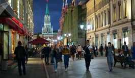 Moskova'nın merkezinde 500 yıllık ev eşyaları bulundu