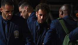 Neymarlı Brezilya, 2018 Dünya Kupası için Rusya'da