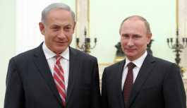 Putin, Netanyahu ile Suriye'yi görüştü