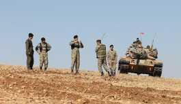 'Türk askeri Menbiç'in dış mahallelerine girdi'