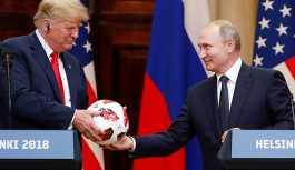 Beyaz Saray'dan 'iade-i davet': Trump, Putin'i ağırlamayı dört gözle bekliyor