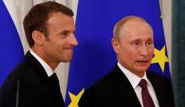 Elysee: Fransa ve Rusya, Suriye'ye...