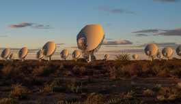 Güney Afrika'dan galaksi araştırmaları için yeni teleskop