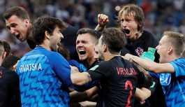 Hırvatların Dünya Kupası'ndaki başarısının sırrı: Beceri ve mütevazılık