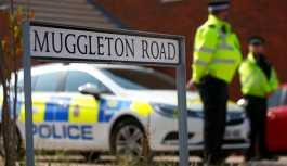 İngiliz polis memurunun 'sinir gazı'na maruz kaldığı iddia edildi