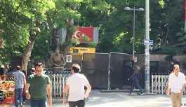 İnsan Hakları Anıtı serbest