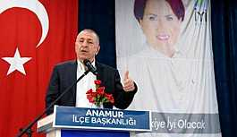 İYİ Partili Ümit Özdağ Türk Ocakları'ndan istifa etti
