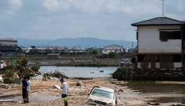 Japonya'daki sel ve heyelanlarda ölenlerin sayısı 195'e yükseldi