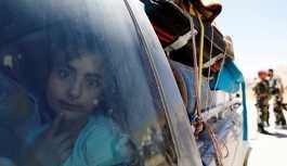 Lübnan'daki yaklaşık 850 Suriyeli daha evlerine dönüyor