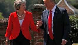 May: Trump, AB'yi mahkemeye vermemi tavsiye etti