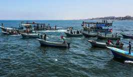 'Özgürlük Gemisi 2' ablukayı kırmak için Gazze'den yola çıktı