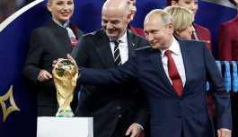 Putin: Dünya Kupası, halk diplomasisinin dönüm noktası oldu