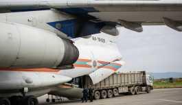 Rus uçakları Ermenistan'dan Suriye'ye...
