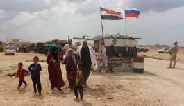 Rusya'nın yardımıyla siviller İdlib'den ayrılmaya devam ediyor
