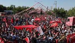 Saadet Partililer, CHP'den istifa etti