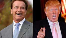 Schwarzenegger: Trump, Putin'in yanında haşlanmış makarna gibi görünüyordu