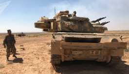 Suriye ordusu Nasib sınır kapısının kontrolünü aldı