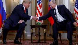 Trump: Putin çok, çok güçlü