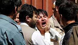 Afgan başkentinde Şii öğrencilere saldırı: Onlarca ölü