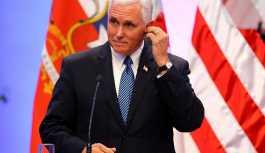 Ahmet Hakan: Mike Pence, Davutoğlu'na benzer bir atar yapmak zorunda kaldı
