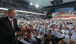AKP'den 'sürprizli' kongre