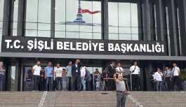Gözaltına alınan Şişli belediye başkanının koruması adliyeye sevk edildi