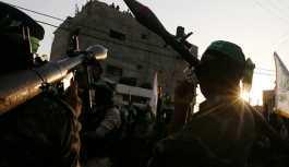 Hamas, İsrail'e yönelik saldırıların sorumluluğunu üstlendi