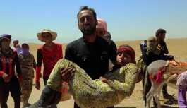 Irak'ın vatansızları: Ezidiler