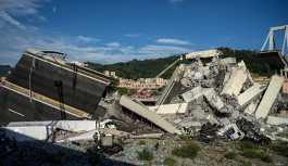 İtalyan Bakan, Cenova'da çöken köprüyü işleten şirketin yöneticilerinin istifasını istedi