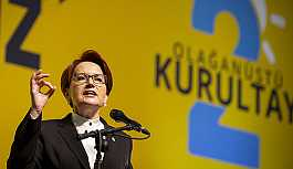 İYİ Parti'de Meral Akşener genel başkanlığa yeniden seçildi