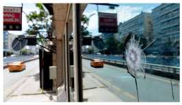 Kalın: ABD Büyükelçiliğine saldırı kaos yaratma girişimidir