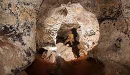 Kırım'da Herkül figürleriyle süslenmiş bir mezar bulundu