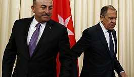'Lavrov ve Çavuşoğlu'nun gündeminde, ABD ilişkileri olacak'
