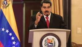 Maduro'dan Bush'a: Saldırıya uğrayan siyasetçiler