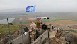 Rusya, Golan Tepeleri'nde 4 askeri polis...